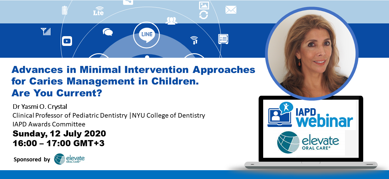 Advances in Minimal Intervention Approaches for caries management in children - cropped
